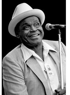 Willie Dixon at Monterey Jazz Festival, 1981