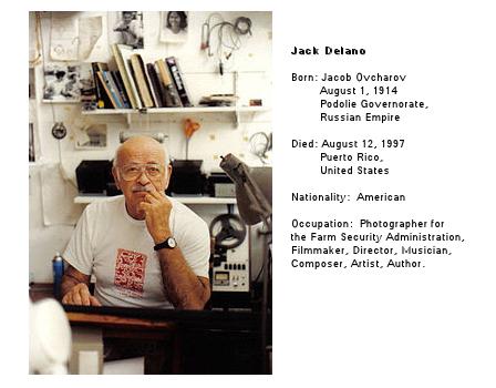Jack Delano.
